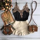 New Women Summer Casual Sleeveless Evening Party Cocktail Lace Short Mini Dress