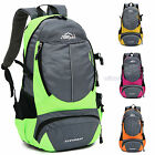 Outdoor Sports Camping Hiking Unisex Shoulder Bag Backpack Schoolbag Travel bag