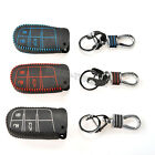 3 Button Remote Key Fob Case Holder for Jeep Grand Cherokee Dodge Chrysler