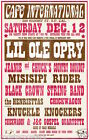 0466 Vintage Music Poster Art  'Lil Ole Opry'  *FREE POSTERS