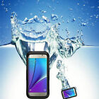 Hot Cover For Samsung Galaxy S7/ S7edge Swim PC Waterproof Shockproof Phone Case