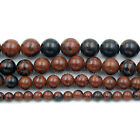 Natural Mahogany Obsidian Gemstone Round Beads 15.5'' 4mm 6mm 8mm 10mm 12mm 14mm