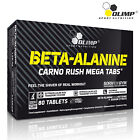 beta food supplement - Beta-Alanine 80/160 Tablets Endurance Stamina Energy Power Food Supplement