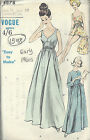 1960s Vintage VOGUE Sewing Pattern B38