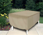 """Waterproof Outdoor Patio Furniture Table Cover Protection 84"""" x 48"""""""