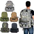 5 Color Military Tactical Backpack Assault Sport Travel Mountaineering Bag Hot~
