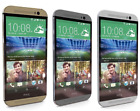 5-Inch HTC One M8 Unlocked 3G 4G LTE Android OS Dual Camera Smartphone -3 Colors