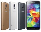 "5.1"" Samsung Galaxy S5 G900F 4G Unlocked Smartphone 16GB 16MP - Black/White/Gold"