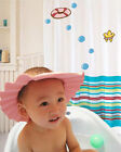 Adjustable Baby Shampoo Shower Bathing Bath Protect Soft Hat Cap For Baby Bath