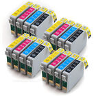4 Sets of Compatible (non-Epson) Printer Ink Cartridges to replace T0715
