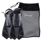 Seavenger Snorkel Swimming Training Fins Mesh Bag Set Combo Adult Unisex Kids