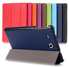 For Samsung Galaxy Tab A 7-inch (2016) Slim Magnetic Folio PU Leather Cover Case