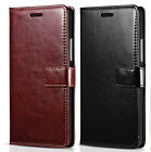 Luxury Fashion Photo Frame Leather wallet Case Cover For Samsung Galaxy note 5