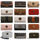Kyпить Alba Collection NX Signature Wallet Clutch Wallet Wristlet Womens Large Wallet на еВаy.соm