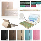 "7 Colors Backlit Bluetooth Keyboard Case For iPad Pro 9.7"" Smart Leather Cover"