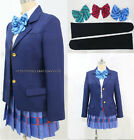 LOVELIVE Love live Umi Sonoda Cosplay costume all character school Uniform Dress