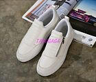 Stylish Chic Mens Zipper Casual Sport Spring Boy's Athletic Faux Leather Shoes
