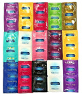 Pasante Condoms - Silk Thin - Delay - Ribbs & Dotts - King Size - Regular, Trim