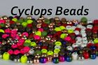 Wapsi Cyclops Beads for Fly Tying - 24 beads per pack!