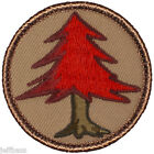 Cool Boy Scout Patrol Patch! - #756 The Red Pine Patrol