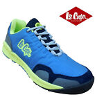 Lee Cooper Men Sports Shoe 3529 Blue Yellow