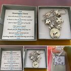 SON Meaningful Keepsake keyring Charm Gift Boxed Rhymes Any Occasion Heart Sweet