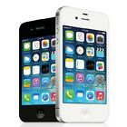 "Apple iPhone 4S - 8 16 32 64GB GSM ""Factory Unlocked"" Smartphone Black / White"
