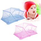New Baby Pop Up Travel Cot Bed Mosquito Safety Net UK Free Delivery SA