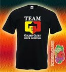 T-SHIRT GOLDEN GLORY KICK BOXING
