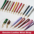 New Replacement Genuine Leather Wrist Straps Clutch Wristlet Purse Pouch