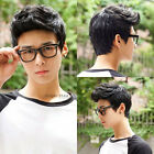 Hot Sales! Handsome Boys Wig New Korean Short Black Men's Male Hair Cosplay Wigs