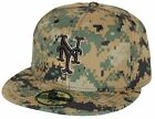New Era 59Fifty SS16 Memorial Day New York Mets Digi Camo Fitted Cap Queens NY