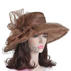 Vintage Lady's Horse Racing Party Hat Derby Church Sunday Hat S040-XF