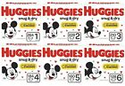 FREE shipping Huggies Snug & dry diapers Size 1 to 6  U pick the size & Quanity