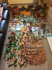 Massive Job Lot Of Playmobil. Zoo, Pirate Ship, Ark Etc... Huge Collection