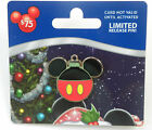 Disney PIN no value gift card PWP christmas ornament mickey mouse suit 2013
