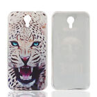 Colorful Silicone Case for Homtom HT3/HT3 Pro Soft TPU GEL Shell Protective Cas