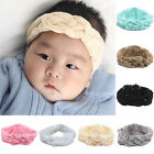 Lovely Kids Baby Girl Toddler Cute Lace Flower Headband Hair Band Headwear Cheap