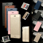 Luxury Leather Flip Stand Wallet Card Holder Case Cover f Apple iPhone 6 6s Plus