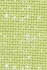 14 count GREEN Iridescent Aida by DMC-55 x 25 cm, 55 x 50 cm & 110 x 50 cm