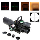 Original Hunt 2.5-10X40 Rifle Scope w/ Red Laser & Holographic Green / Red Dot