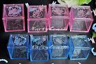 12 Fillable Blocks Baby Shower Favors Blue Pink Party Decorations Birthday