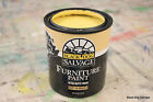 "Black Dog Salvage Furniture Paint ""Baby I'm Amaized"" clean straw, butter-yellow"