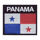 PANAMA BADGE FLAG EMBROIDERED  PATCH