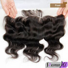 13x2 Brazilian Lace Frontal Closure Body wave Human Hair Ear To Ear Full Lace