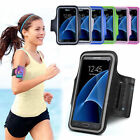 Armband Case Sport GYM Running Exercise Key For Samsung Galaxy Note 5 4 3 S7 S8