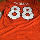 HALF PRICE NFL 2019 Denver Broncos Mens Jersey T-Shirt  # 88 DEMARYIUS THOMAS
