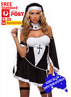 Nun Costume Adult Cosplay Small to 2XL