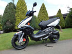 TGB R50X 50cc 50 WHITE 2-STROKE LEARNER LEGAL MOPED SCOOTER *NEW MOT* 2012