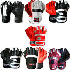 Boys,Youth,Men Leather Wicket Keeper Gloves Wicket keeping Keepers Gloves Grippy